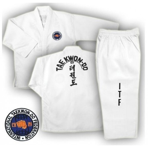 Coloured Belt Dobok